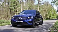 Essai Mercedes Glc Coup 233 M 233 Lange Des Genres