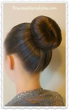 the dance bun and no heat curls tutorial