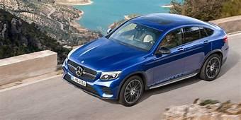 2017 Mercedes Benz GLC Coupe AMG GLC43 Revealed