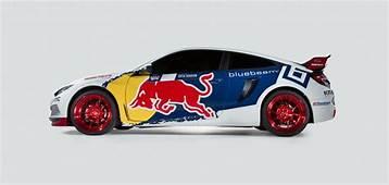 2016 Honda Civic Coupe Red Bull Global Rallycross Race Car