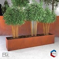 Bac 224 Plantes Et Jardini 232 Re Corten Agtrema