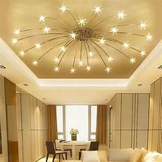 moderne minimalistische led woonkamer plafond len