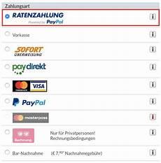 Paypal Ratenzahlung Das Sollten Sie Wissen Zinsen
