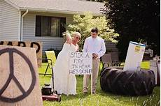 wedding prank ideas pin by genelin on our summer country wedding