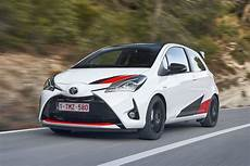 toyota yaris grmn 2018 car review honest