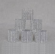 cheap 50pcs lot plastic diamond package napkin ring napkin buckle napkin hotel wedding supplies
