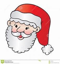 Malvorlage Weihnachtsmann Kopf Weihnachtsmann Lizenzfreie Stockbilder Bild 20800829