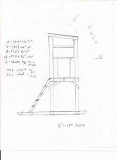 deer shooting house plans oconnorhomesinc com likeable free 4x6 deer blind plans