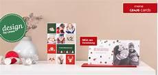 weihnachtskarten gestalten cewe fotoservice