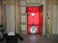blower door testing 101 norbord american products