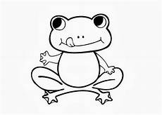 print frog coloring pages theme for