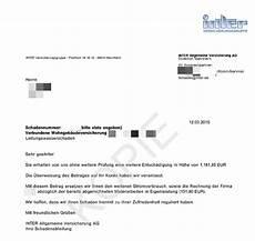 schadensf 228 lle versicherung finanzberatung bierl