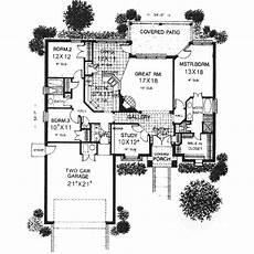 european style house plans european style house plan 3 beds 2 baths 1840 sq ft plan