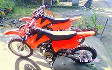 Honda Beat Modif Trail by 83 Modifikasi Honda Beat Menjadi Motor Trail Modifikasi