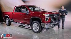 2020 chevy silverado 2500 hd highlights at chicago auto