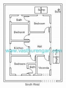 south facing plot east facing house plan vastu plan for south facing plot 5 vasthurengan com