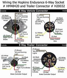 Will The 6 Way Trailer Connector Work With The