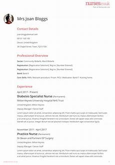 build your nurse cv step by step guide
