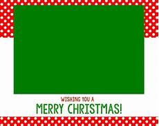 free christmas card templates little projects