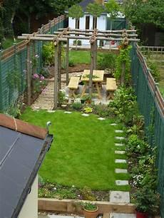 Thin Gardens On Narrow Garden Garden