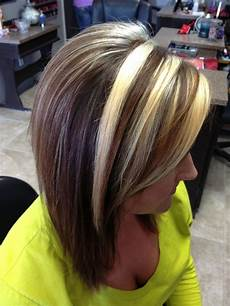 chunky streaks hairstyles best 500 chunky streaks lowlights 1 images on pinterest hair colors hair cut and chunky