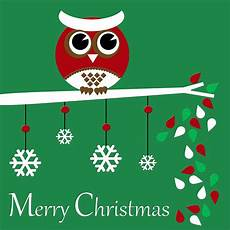 fat owl merry christmas by let your dim light shine
