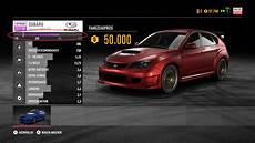 Need For Speed Payback Autos Und Liste Aller Hersteller