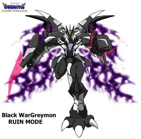 Ravemon Burst Mode