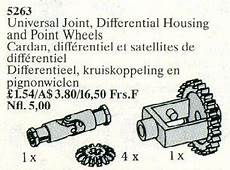 5c26y3 5263 universal joint differential housing and point