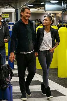 gavin rossdale 52 and thomalla 28 can t keep