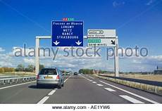 traffic signs and signposts to auto routes and national