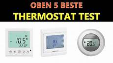 Beste Thermostat Test 2019 Obentest