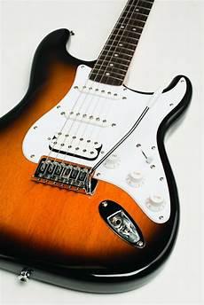 squier stratocaster by fender fender squier bullet strat stratocaster brown sunburst electric guitar new 144700309 ebay