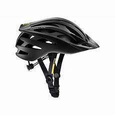 casque vtt xc mavic crossride sl elite black white