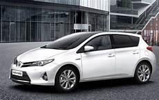 toyota auris preis hybrid vehicle big savings
