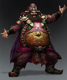 dong zhuo dynasty warriors warrior character art