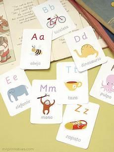 worksheets kindergarten 18335 printable alphabet flash cards tarjetas alfabeto aprender el abecedario