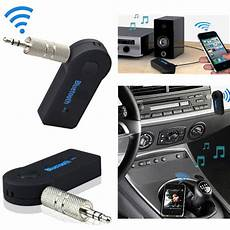 bluetooth home car speaker audio adapter 3 5mm