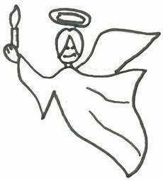 Einfache Malvorlage Engel Malvorlage Engel Weihnachten Ausmalbilder