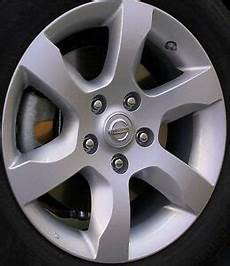 16 factory oem alloy wheel for 2007 2008 2009 nissan altima