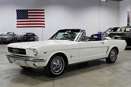 1964 Ford Mustang 30502 Miles White Convertible 260 V8 3
