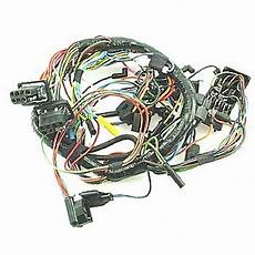 1964 Dash Wiring Harnesses Single Speed Wipers