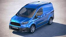 Ford Transit Courier 2018