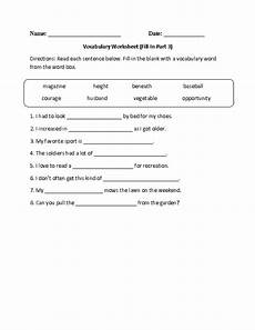 englishlinx com vocabulary worksheets