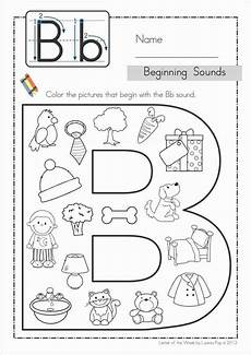 color the letter b worksheets 24028 free back to school alphabet phonics letter of the week b preschool learning preschool
