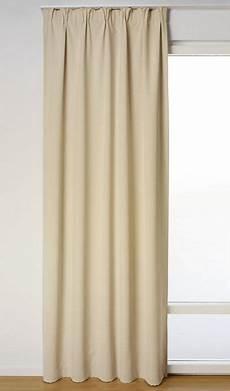gardinen beige 1 st vorhang gardine 140 x 145 beige blickdicht