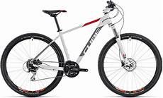cube aim race 29er mountain bike 2018 tredz bikes