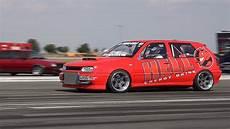golf vr6 turbo vw golf vr6 hell turbo fast acceleration