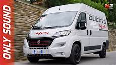 new fiat ducato 4x4 2017 test drive only sound