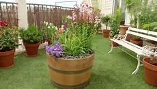 Planter Des Plantes Vivaces Dans Une Pot 233 E Fleurie